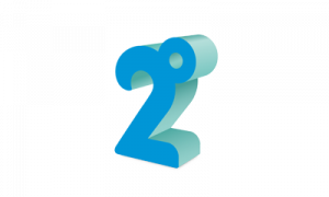 2degrees logo